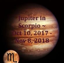 JupiterinScorpio